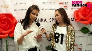 Stilnyashka ОХТА МОЛЛ: премьера весенне-летней коллекции одежды! Репортаж Kids Fashion TV