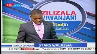 Harambe stars yalazwa na timu ya kandanda ya Thailand katika mchuano ya kirafiki: Zilizala viwanjani