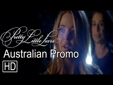 Pretty Little Liars Season 5B (Australian Promo)
