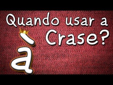 Download Quando usar a Crase? - Aula gratuita de Português para Vestibular Enem e Concursos Língua portuguesa HD Video