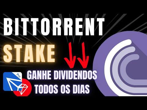 TronLink : Como Fazer Stake de BitTorrent (BTT ) | Ganhe Dividendos com Criptomoedas