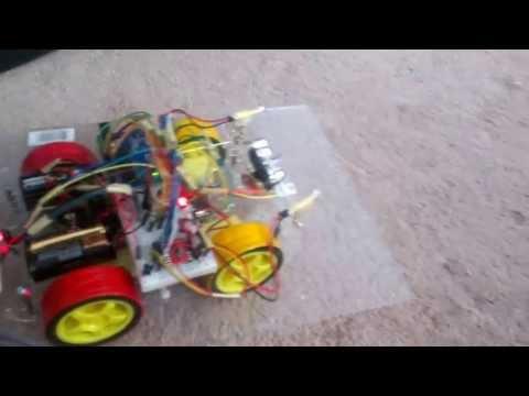 Arduino Controlled Car