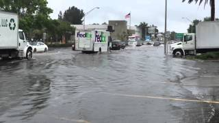 Sarasota Police: Flooding on Tamiami Trail