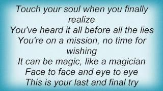 2 Unlimited - Face To Face Lyrics