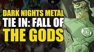 Hal Jordan/Green Lantern Corps Vol 5: Dark Nights Metal Tie In/Fall of The Gods