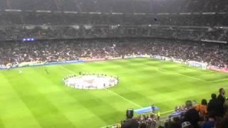 Hymna Realu Madrid pred zapasom Real-Juventus 2:1