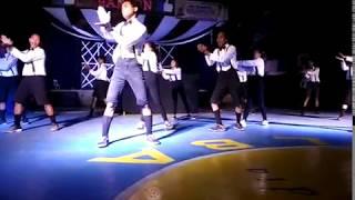 Ako Budoy Crew @Labangon Gym (2nd Placer)