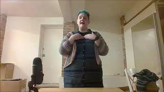 Knit Nottingham Vlog   A Bit More Chopping Up The Knitting!