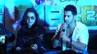 Hangout With Varun Dhawan And Shraddha Kapoor | Full Episode - EXCLUSIVE | ABCD 2 HD
