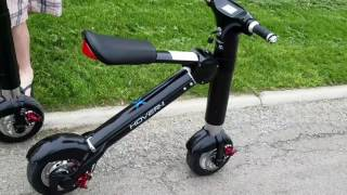 Hype Hover 1 Electric Scooter Unboxing & Review