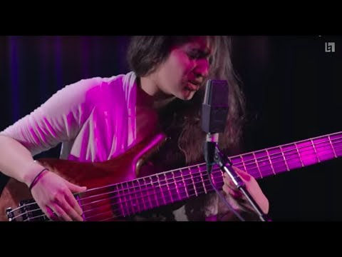 Solo bass & vocal arrangement I wrote of the tune 'The Garden' by Oli Rockberger.