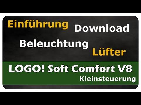 Let's Learn LOGO! Soft Comfort V8 #01 - Erste Schritte am Beispiel Beleuchtung/Lüfter