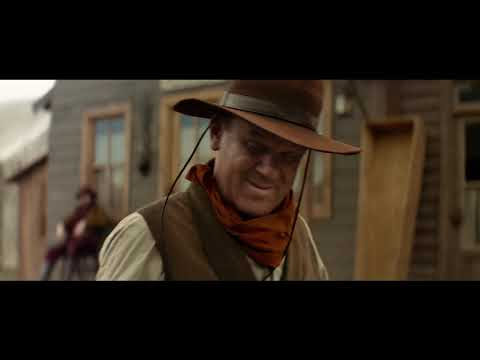 ΟΙ ΑΔΕΛΦΟΙ ΣΙΣΤΕΡΣ (Sisters Brothers) trailer greek subs