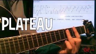 How To Play Plateau On Guitar By Nirvana & The Meat Puppets