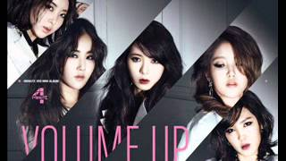 [Full Audio] 4Minute-06.Dream Racer