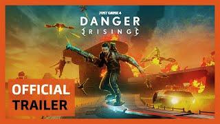 Trailer espansione Danger Rising - ITALIANO