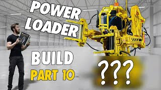 Legs or Treads? (POWER LOADER: PART 10)