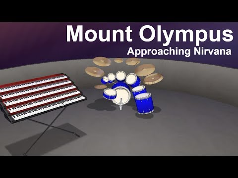 Approaching Nirvana - Mount Olympus (MIDIJam)