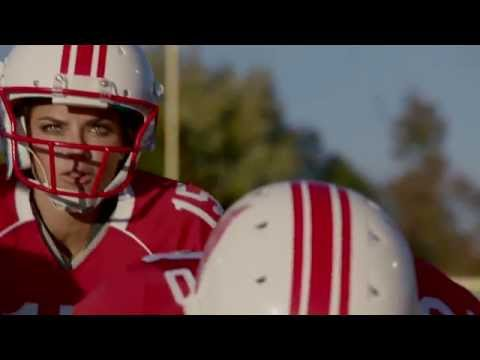 Angels Play Football - Victoria's Secret Commercial