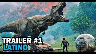 Jurassic World: El Reino Caído - Primer Trailer Doblado al Español Latino