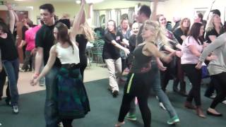 Grease - Shakin' at the high school hop - Full - all