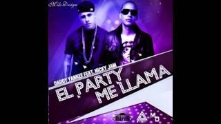 El Party Me Llama - Daddy Yankee feat. Nicky Jam (REMIX CUMBIA REGGAETON) - [PRESTIGE]