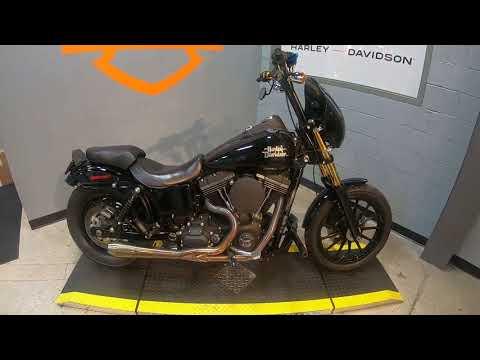 2017 Harley-Davidson Dyna Street Bob FXDB 103