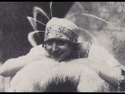 Polish Tango: Hanka Ordonówna - Kogo nasza miłość obchodzi, 1932