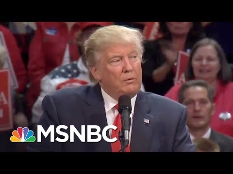 President Donald Trump Judicial Pick Struggles With Basic Legal Queries | The 11th Hour | MSNBC