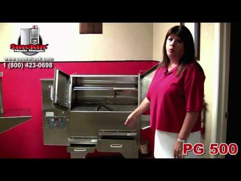 Cookshack  PG500/PG1000- Fast Eddys Pellet Grills