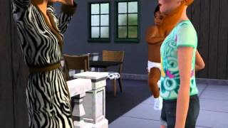 Don't Let Up - Akon - The Sims 3