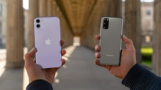 Galaxy S20 vs iPhone 11: After 1 Month!