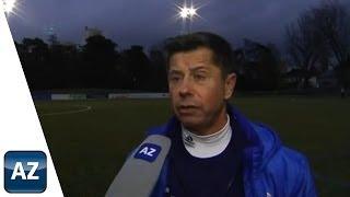 preview picture of video 'Fußball-Oberligaspiel Gonsenheim gegen Elversberg'