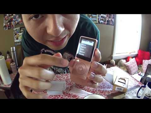 J #159 -【Review】AGPtEK A02 8GB MP3 Player