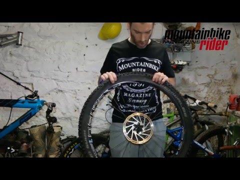 Werkstatt: Reifen wechseln