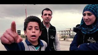 This Syrian child