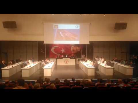 Muratpaşa Belediye Meclisi Mayıs Ayı Toplantısı yapıldı