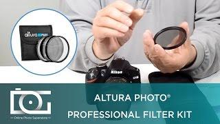 Camera Lens Filters Explained   Ultra Violet (UV) Neutral Density (ND) & Polarizing (CPL)   TUTORIAL
