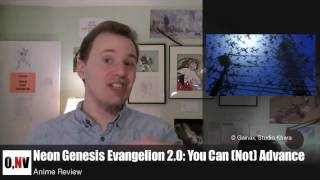 Evangelion 2.0: You Can (Not) Advance - Anime Review