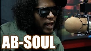 "AB-SOUL Talks New Album 'DWTW' & Being a ""Rapper's Rapper"""