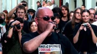 """REJESTRACJA """"WARIAT"""" HD ŚWIĘTO MUZYKI TORUŃ 2009 LIVE STREET MUSIC"""