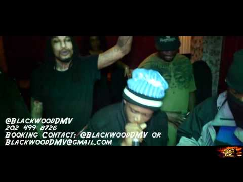 @BLACKWOODDMV PERFORMS AT ISLAND CAFE 2/9/12  (Live Music Version)