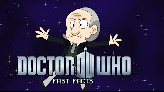 Doctor Who - FAST FACTS!