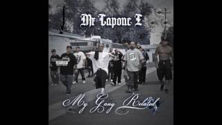 Mr.Capone-E - Listen up Lil Homie (Official Audio) MY GANG RELATED