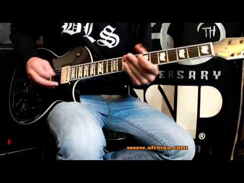 ESP LTD Elite Eclipse I 24 Demo