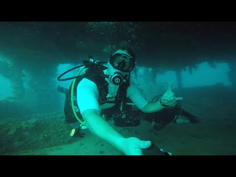 Scuba diving in United States