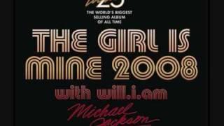 Michael Jackson Ft. Will.i.am The Girl Is Mine Remix (with Lyrics)