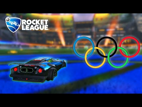 How Rocket League became an Olympic Esport