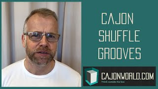 Cajon Shuffle Grooves