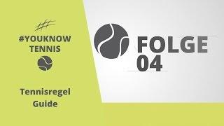 #Youknowtennis - Tennisregel-Guide E4: Wetterwechsel
